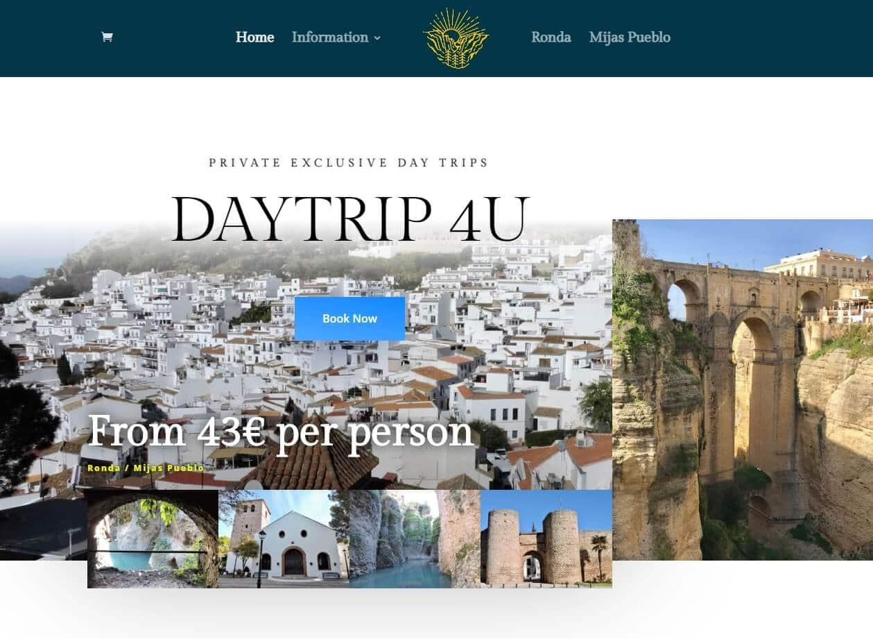Web Design for Tour Agencies - Manchester