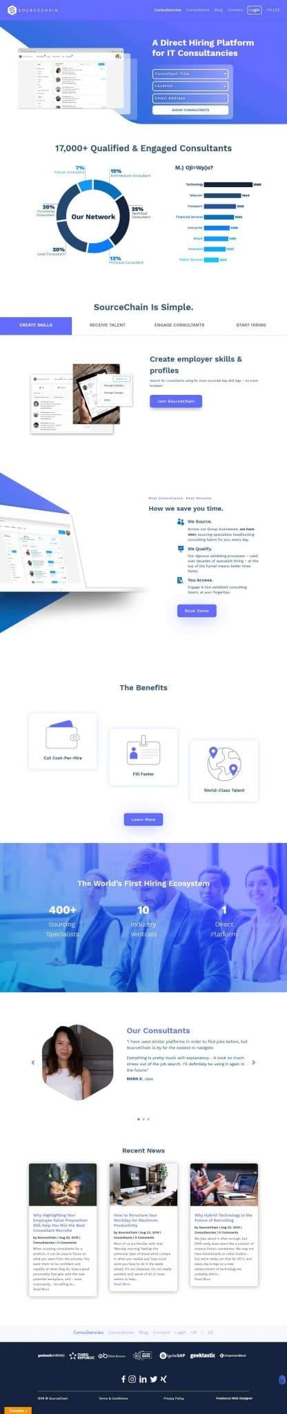Divi Web Designer UK