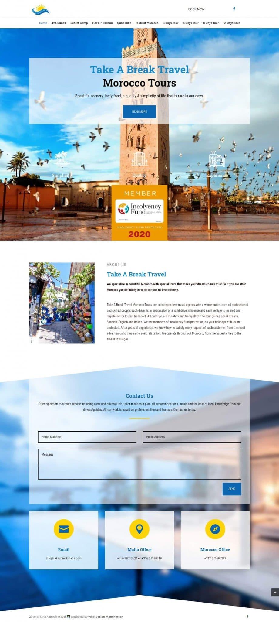 Web Design Company Manchester