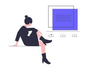 Organised Website Content