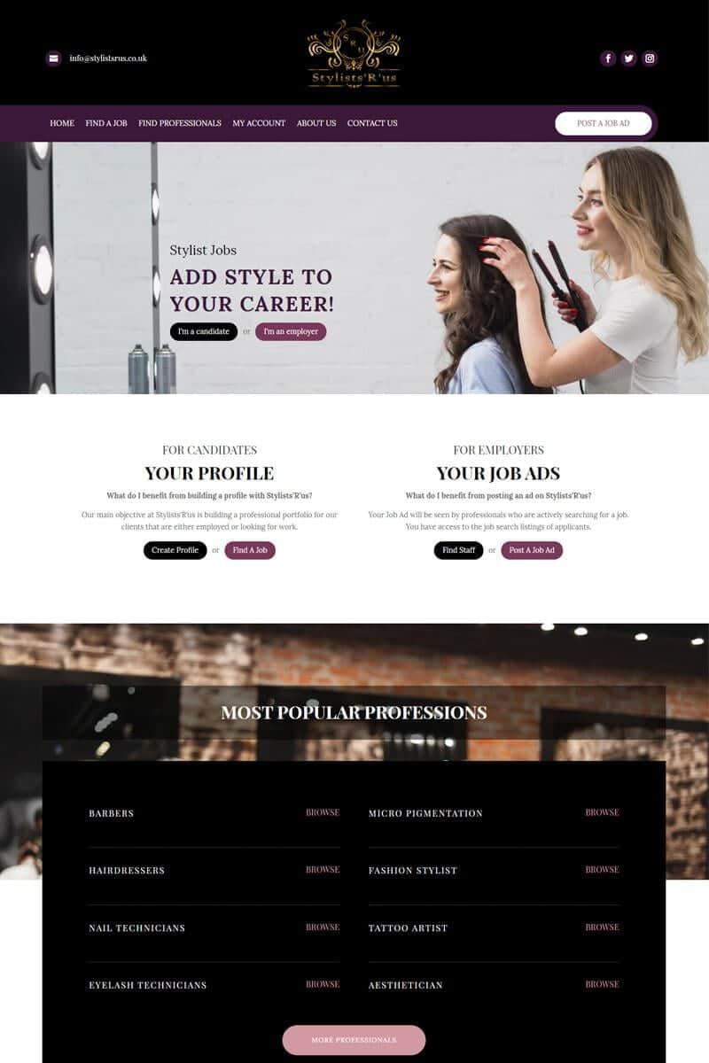 Webdesign Manchester